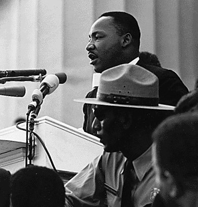 """Listen to Dr. Martin Luther King, Jr.'s """"I Have a Dream"""" Speech"""