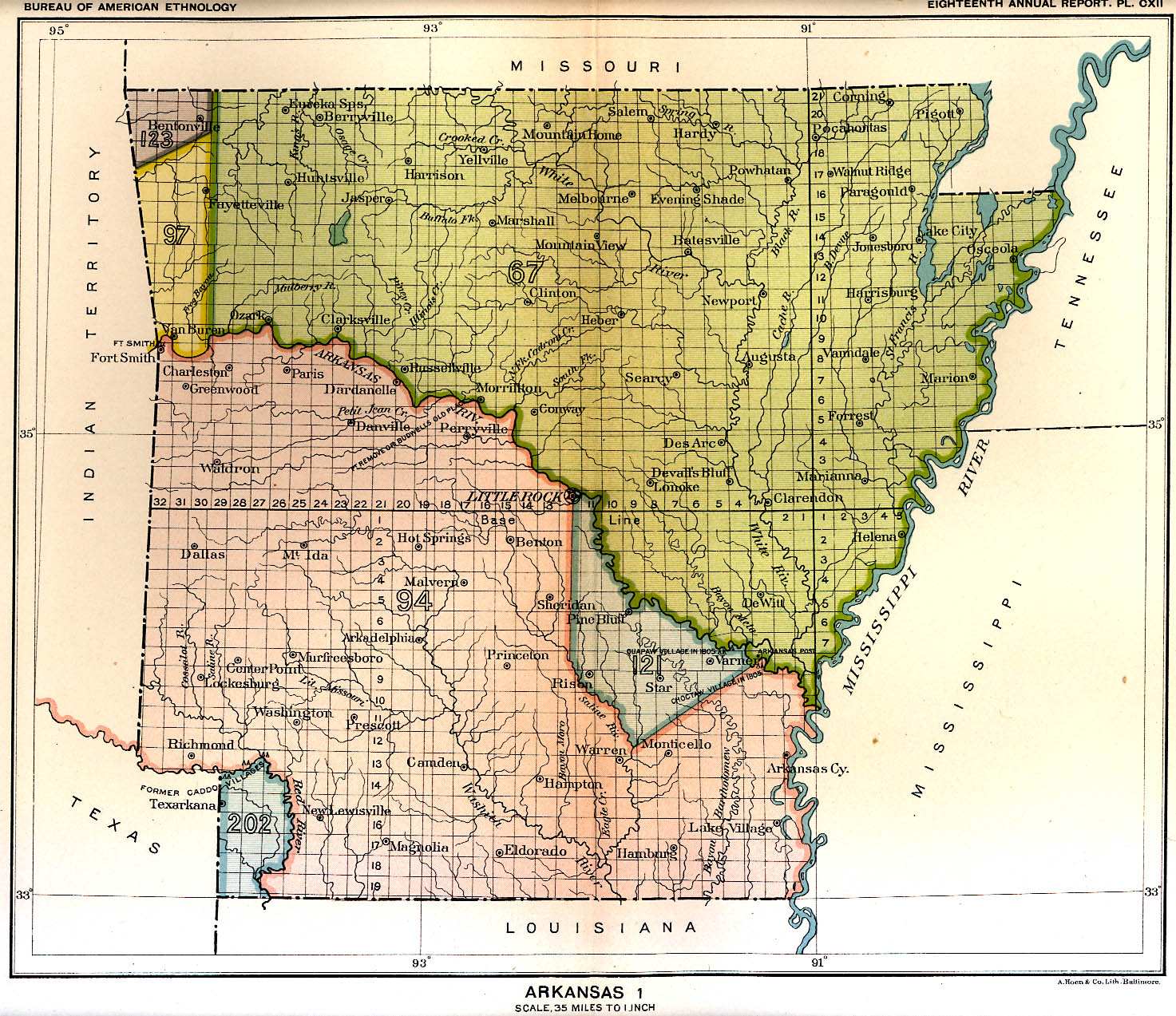Land Bid May Bring Indian Gaming to Central Arkansas | Family Council