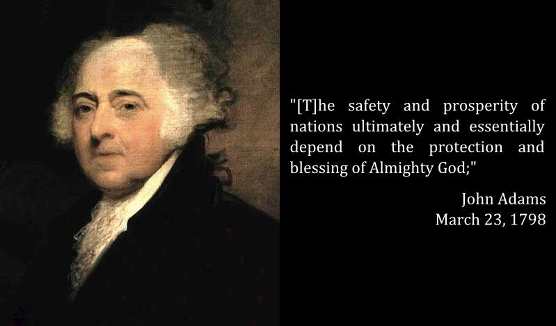 Adams_safetyandprosperitydependongod