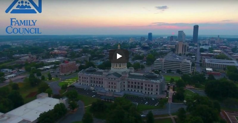 Video: Arkansas Ranked Second Most Pro-Life State