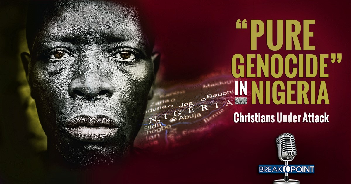 """Christians Face """"Pure Genocide"""" in Nigeria"""