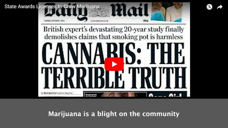 Video: State Awards Licenses to Grow Marijuana