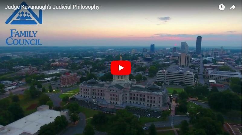 Video: Judge Kavanaugh's Judicial Philosophy