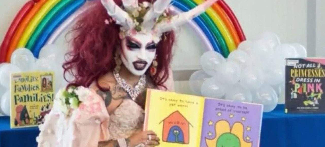U of A Fort Smith Library to Host Drag Queen Story Time