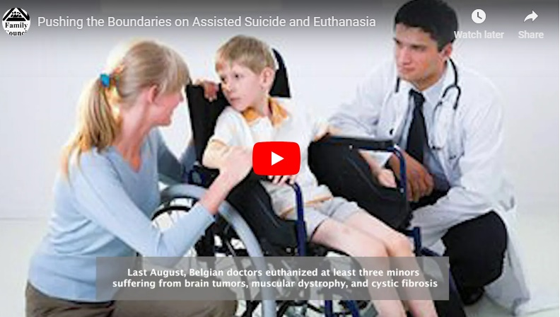 Video: Pushing the Boundaries on Assisted Suicide and Euthanasia