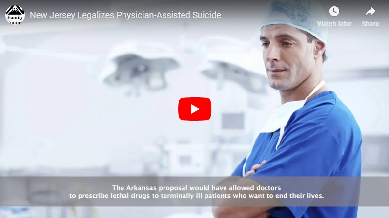 Video: New Jersey Legalizes Physician-Assisted Suicide