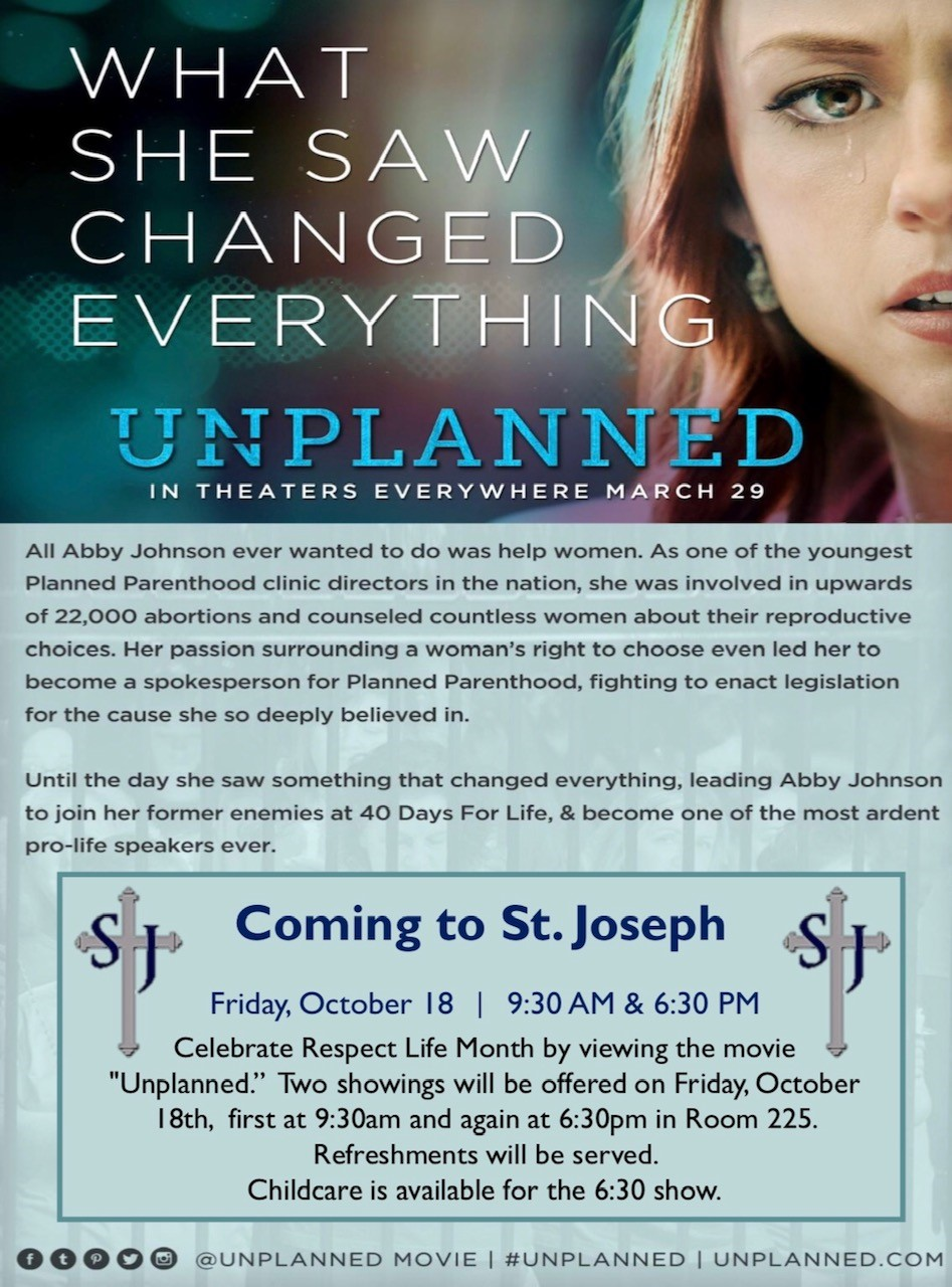 Free Pro-Life Movie Screening in Northwest Arkansas