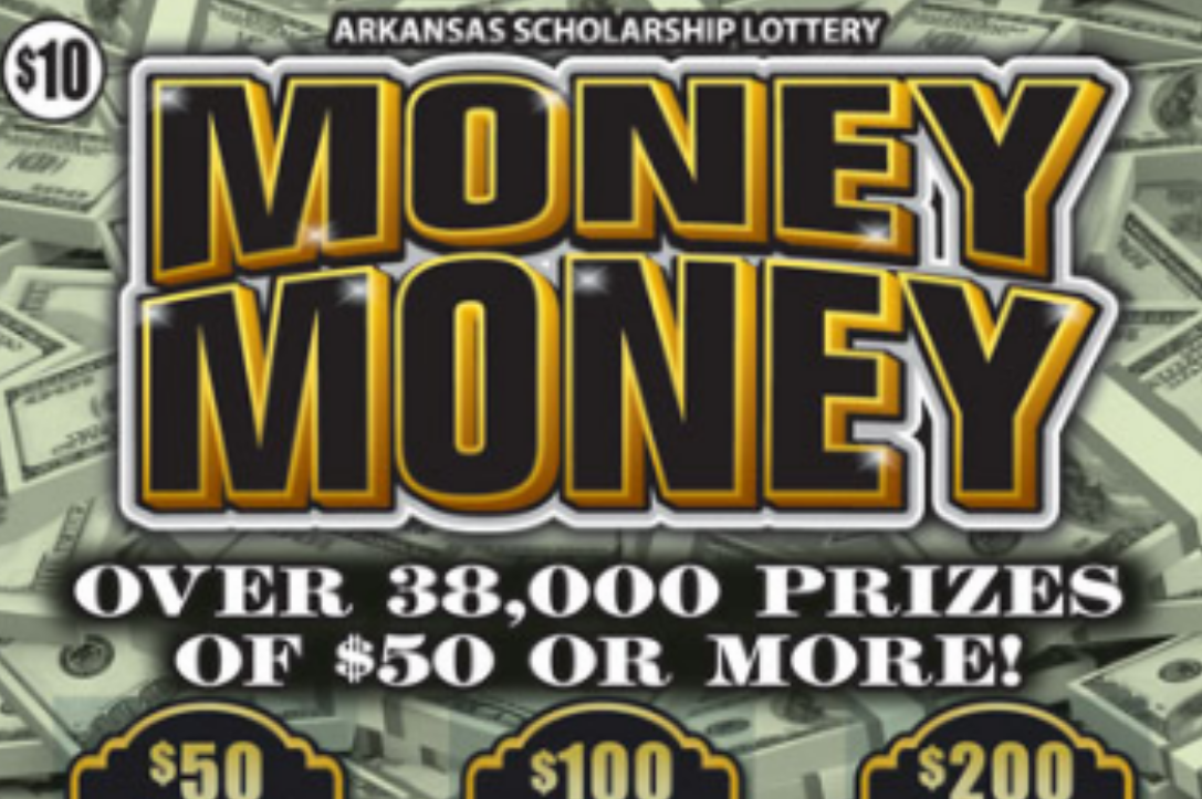 Arkansas Lottery Rolls Out Even More Scratch-Off Tickets