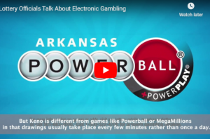 Video: Lottery Officials Discuss Electronic Gambling