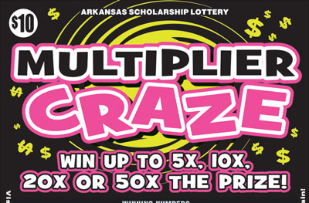 State Lottery Keeps Rolling Out New Scratch-Off Tickets