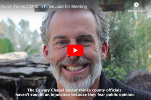 Church Faces $220K in Fines Just for Meeting