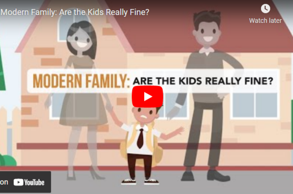 Modern Family: Are the Kids Really Fine?
